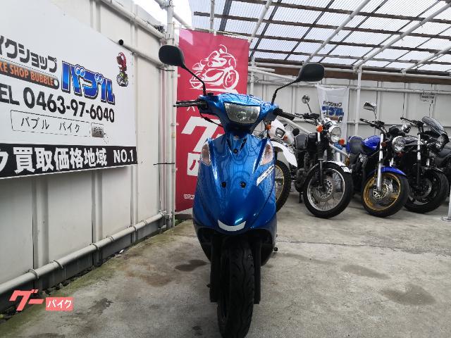 スズキ アドレスV125Gの画像(神奈川県