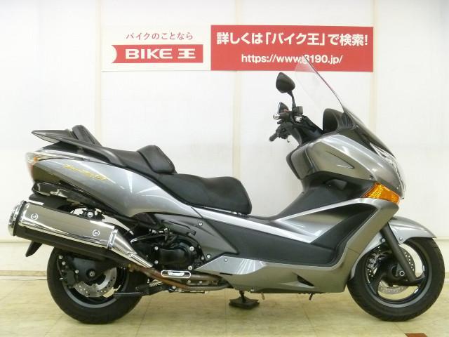 ホンダ シルバーウイングGT600 ワンオーナー グリップヒーターの画像(埼玉県