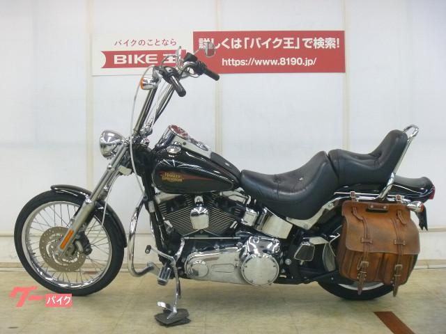 HARLEY-DAVIDSON FXSTC ソフテイルカスタム ワンオーナー サドルバックの画像(埼玉県