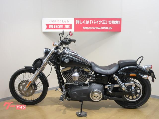 HARLEY-DAVIDSON FXDWG ワイドグライド ワンオーナーの画像(埼玉県