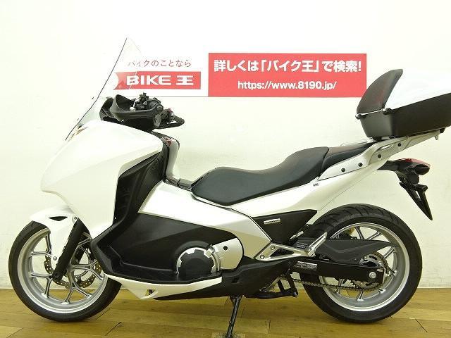 ホンダ インテグラ ワンキーリアボックス モリワキマフラー装備の画像(千葉県