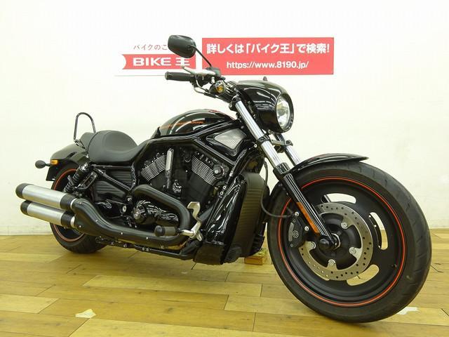 HARLEY-DAVIDSON VRSCDX ナイトロッドスペシャル シーシーバー付きの画像(千葉県