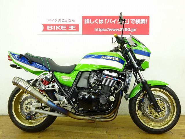 カワサキ ZRX1100 ナイトロマフラー ゲイルホイールの画像(千葉県