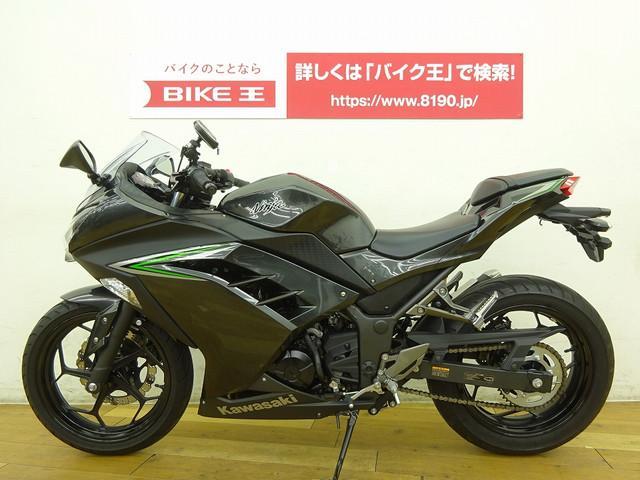 カワサキ Ninja 250 スリッパークラッチ搭載 マルチマウント付きの画像(千葉県