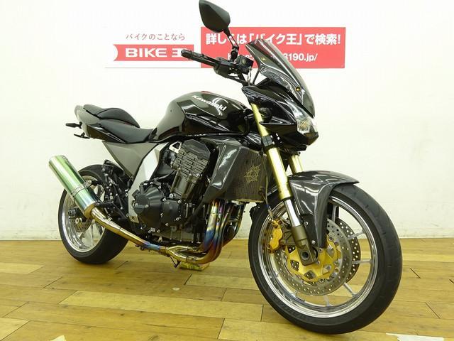 カワサキ Z1000 BEETフルエキ ゲイルスピードホイール装備の画像(千葉県