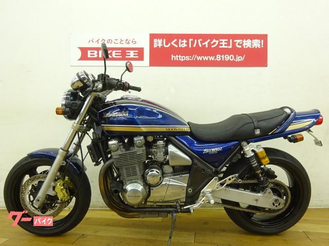 カワサキ ZEPHYR1100 ブルーラップタイガー 17インチホイールの画像(千葉県