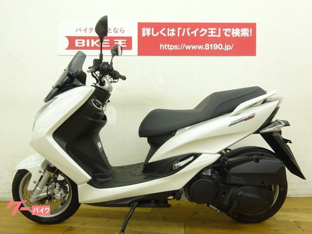 ヤマハ マジェスティS スクリーン LEDヘッドライト装備の画像(千葉県