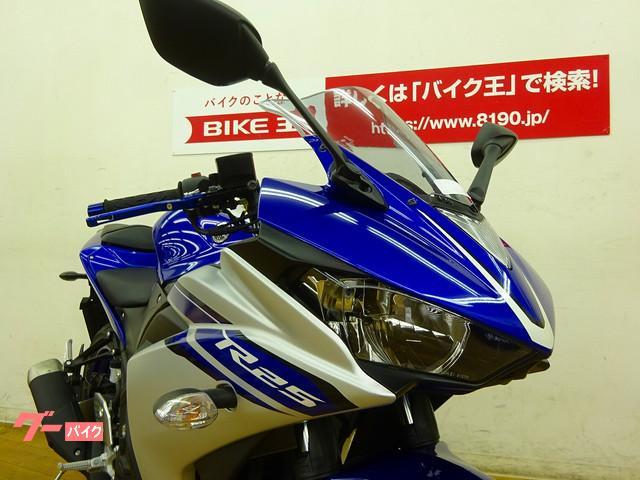 ヤマハ YZF-R25 社外レバーの画像(千葉県