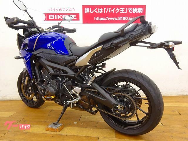 ヤマハ トレイサー900(MT-09トレイサー) エンジンガード装備の画像(千葉県