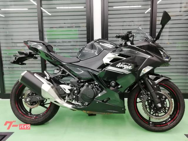 Ninja 250 2021年モデル ETC2.0付き