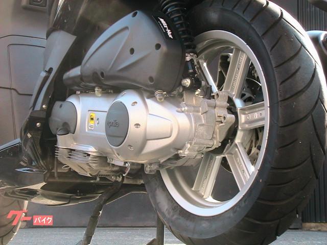 aprilia スポーツシティ250IE ピアジオクオーサーエンジン搭載 フルノーマルの画像(神奈川県