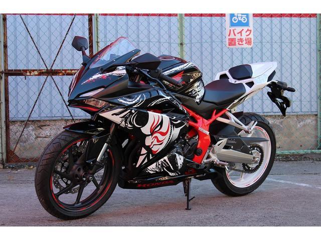 ホンダ CBR250RR Special Edition KABUKIの画像(群馬県