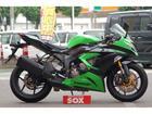 Ninja ZX−6R ブライト正規モデル