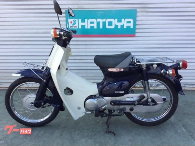 ホンダ スーパーカブ90DX 最終モデルの画像(埼玉県