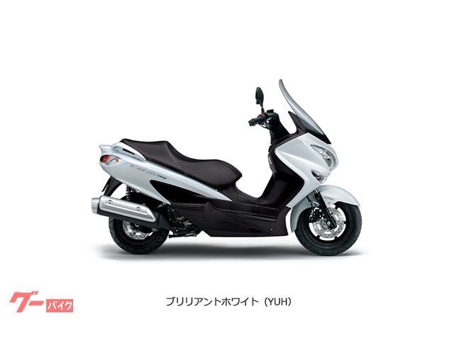バーグマン200 ABS 2021年モデル