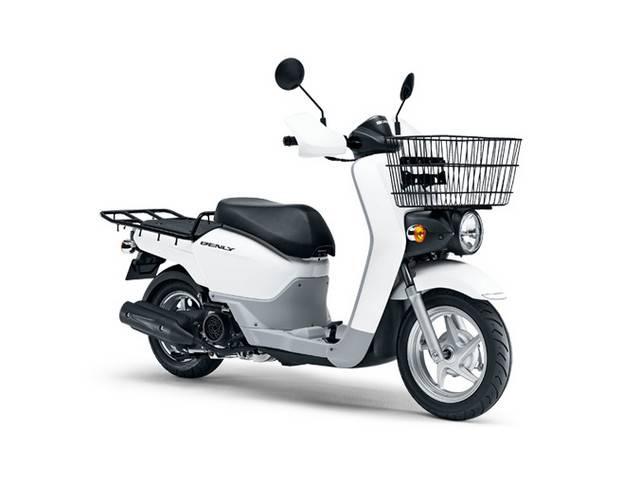 ホンダ ベンリィ110プロ 空冷ESPエンジン搭載 国内現行モデルの画像(東京都