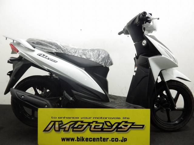 スズキ アドレス110 L6 国内モデルの画像(東京都