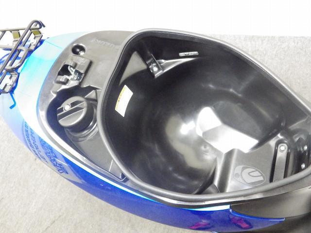 スズキ アドレスV50 XL8 国内モデル ブルーの画像(東京都