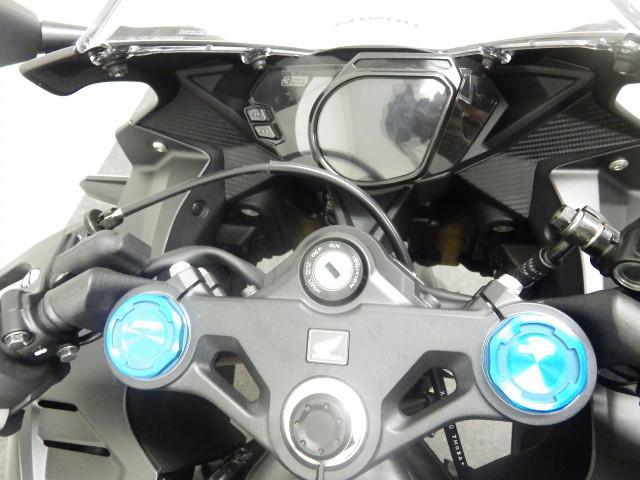 ホンダ CBR250RR 国内現行モデル マットブラックの画像(東京都