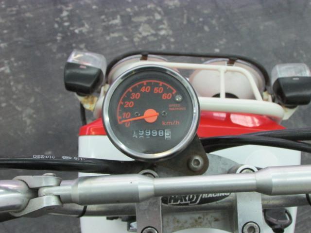 ホンダ ズーマー 2006年モデル 社外マフラー 社外ハンドルの画像(東京都