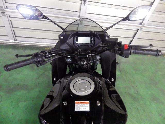 スズキ GIXXER SF ABS FI ブラックの画像(東京都