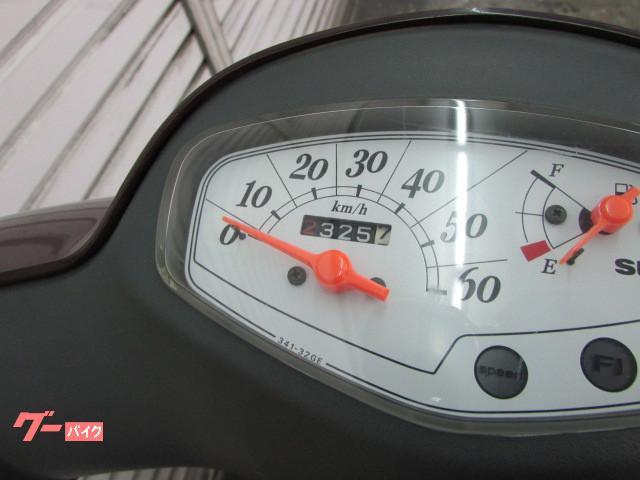 スズキ レッツ4 2009年モデル CA45A ブラウンの画像(東京都