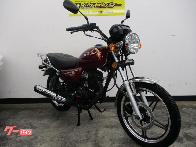 ホンダ LY125Fi 国内未発売モデル レッドの画像(東京都
