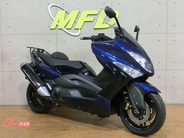 ヤマハ T-MAX500・SJ08・リアキャリア付の画像(埼玉県