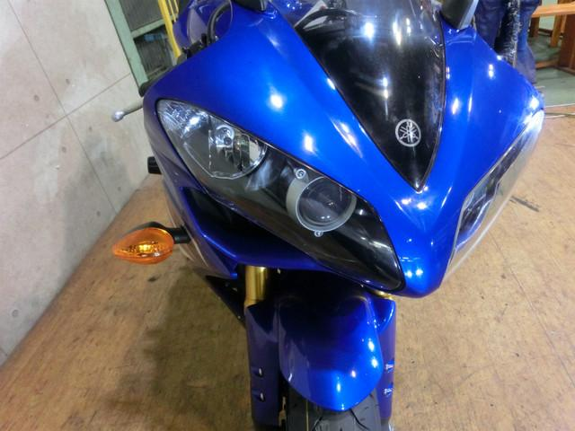 ヤマハ YZF-R1 4バルブモデル・前後タイヤ新品の画像(埼玉県