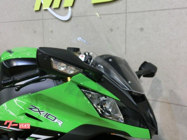カワサキ Ninja ZX-10R スクリーン・エンジンスライダーの画像(埼玉県