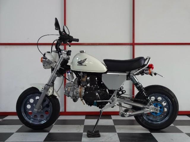 ホンダ モンキー 110ccの画像(埼玉県