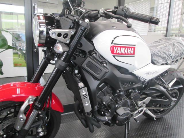 ヤマハ XSR900 Authenticの画像(千葉県