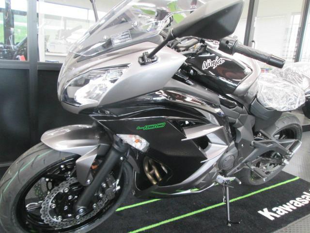 カワサキ Ninja 400'2017年モデルの画像(千葉県