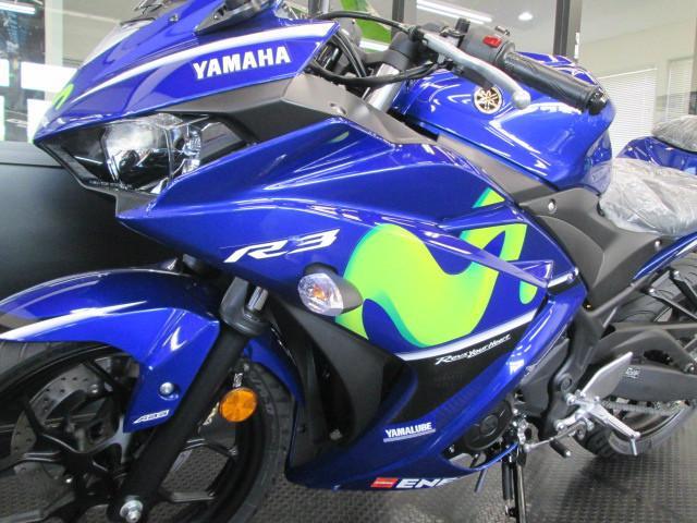 ヤマハ YZF-R3ABS MovistarYamahaMotoGP Editionの画像(千葉県