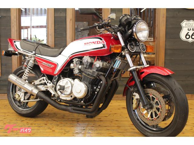 CB750FC 1982年モデル ダイマグホイール FCRキャブ WPリアサス OVERスイングアーム 油圧クラッチ ブレンボ