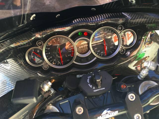 スズキ GSX1300Rハヤブサ ETC マフラーの画像(山梨県