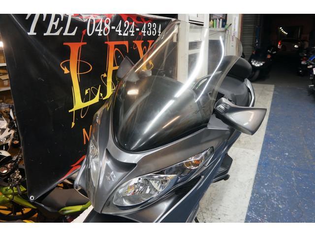 スズキ スカイウェイブ250 LTDバージョン 2012年モデル ノーマル シルバーの画像(埼玉県