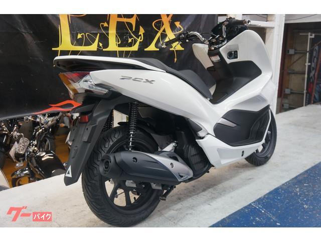ホンダ PCX  キーレス 正規モデル ホワイトの画像(埼玉県