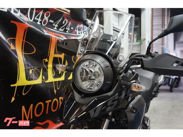 スズキ V-ストローム250 ABS 新車 ブラックの画像(埼玉県