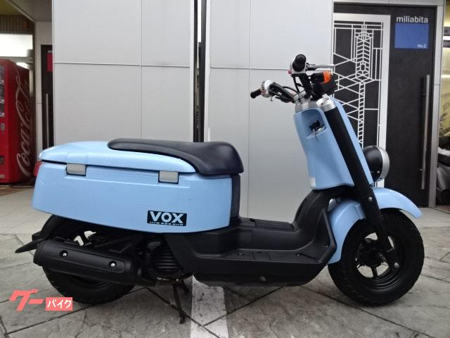 VOX 2007年モデル