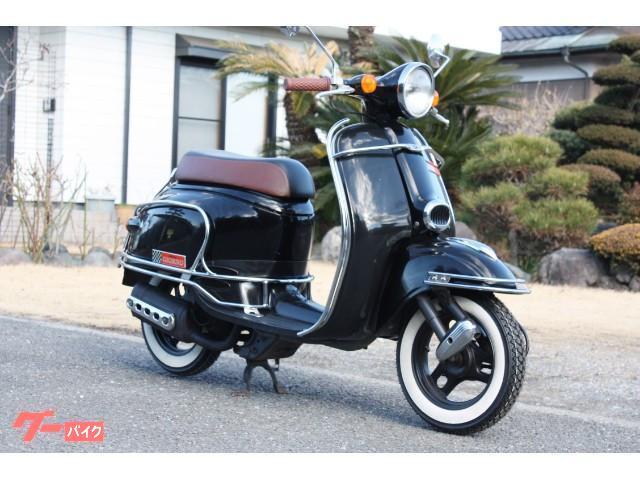 ジョルノ 1999年 新品ホワイトリボンタイヤ フルオプションバンパー バッテリー新品