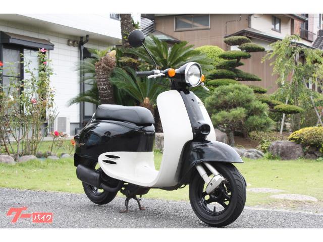 ジョルノ バッテリー新品 ブラックホワイト 2ストローク