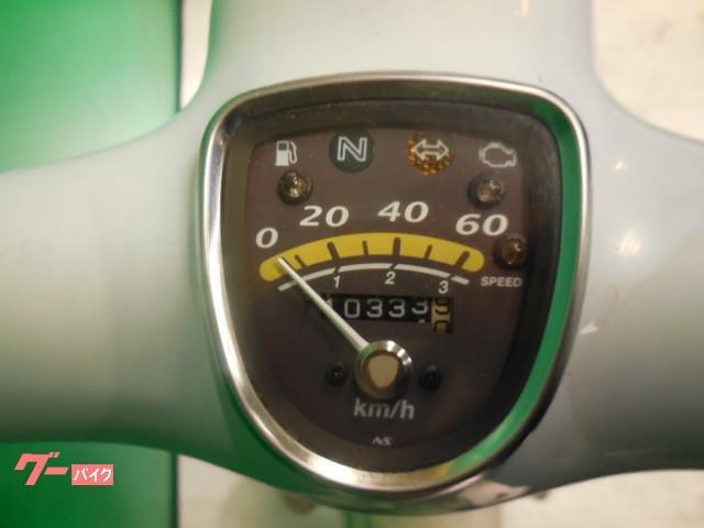 ホンダ リトルカブ インジェクション車 セル無し3速モデルの画像(神奈川県