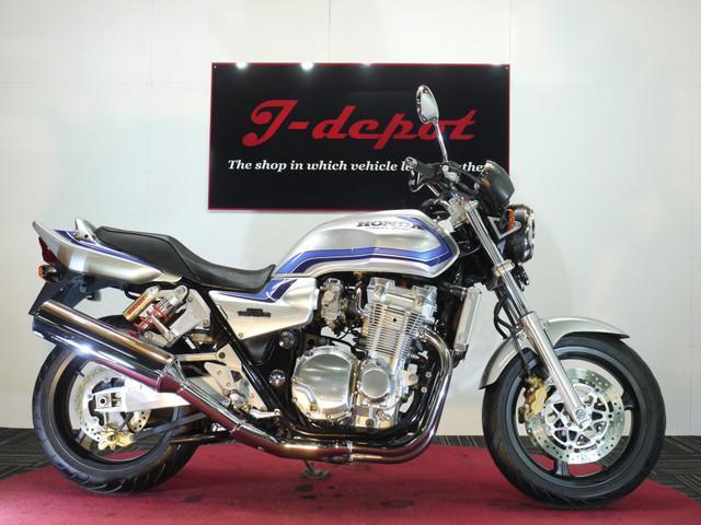 ホンダ CB1300Super Four フルオリジナル キャブ100PSモデルの画像(神奈川県