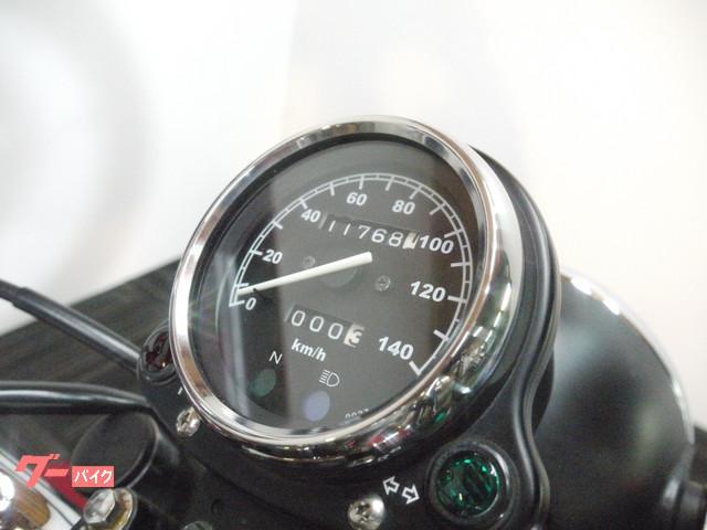 カワサキ 250TR インジェクションモデル アルミ製フェンダーの画像(神奈川県