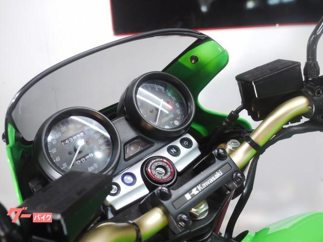 カワサキ ZRX1200R 赤キー付 オリジナルコンディションの画像(神奈川県
