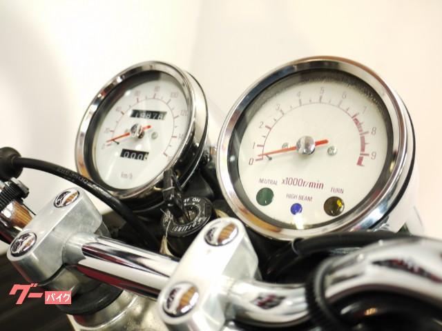 ヤマハ SR400 1JR キャブトンマフラー ドラムブレーキの画像(神奈川県
