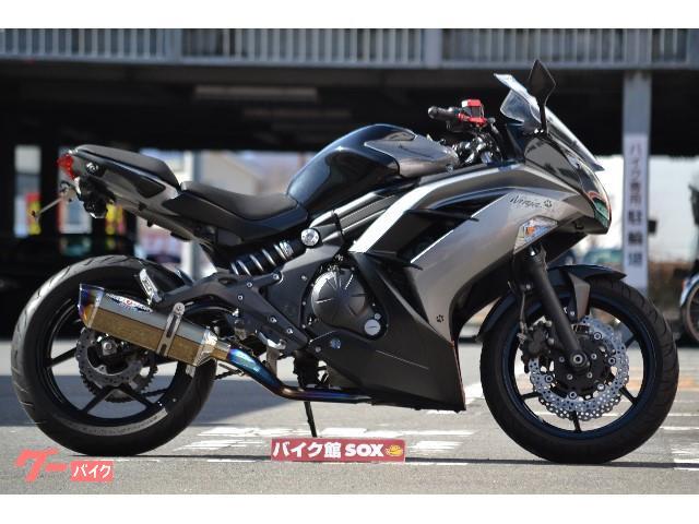 Ninja 400 2014年モデル