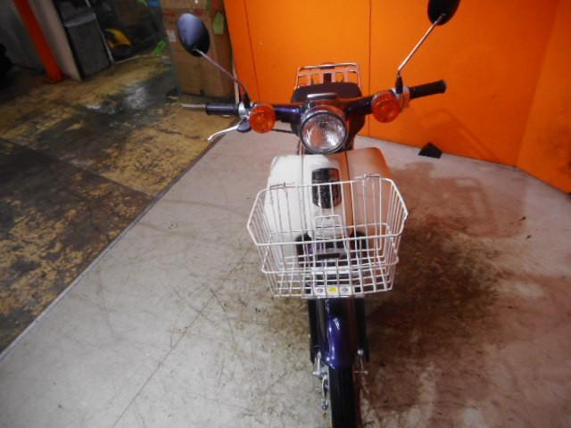 ホンダ スーパーカブ50 国内生産丸目Fiモデルの画像(神奈川県