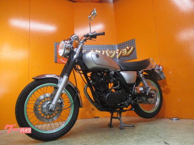 ヤマハ SR400 純正黒エンジン 純正フルノーマルモデル 1オーナー車の画像(神奈川県
